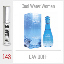 143 - DAVIDOFF / Cool Water Woman