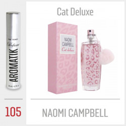105 - NAOMI CAMPBELL / Cat Deluxe