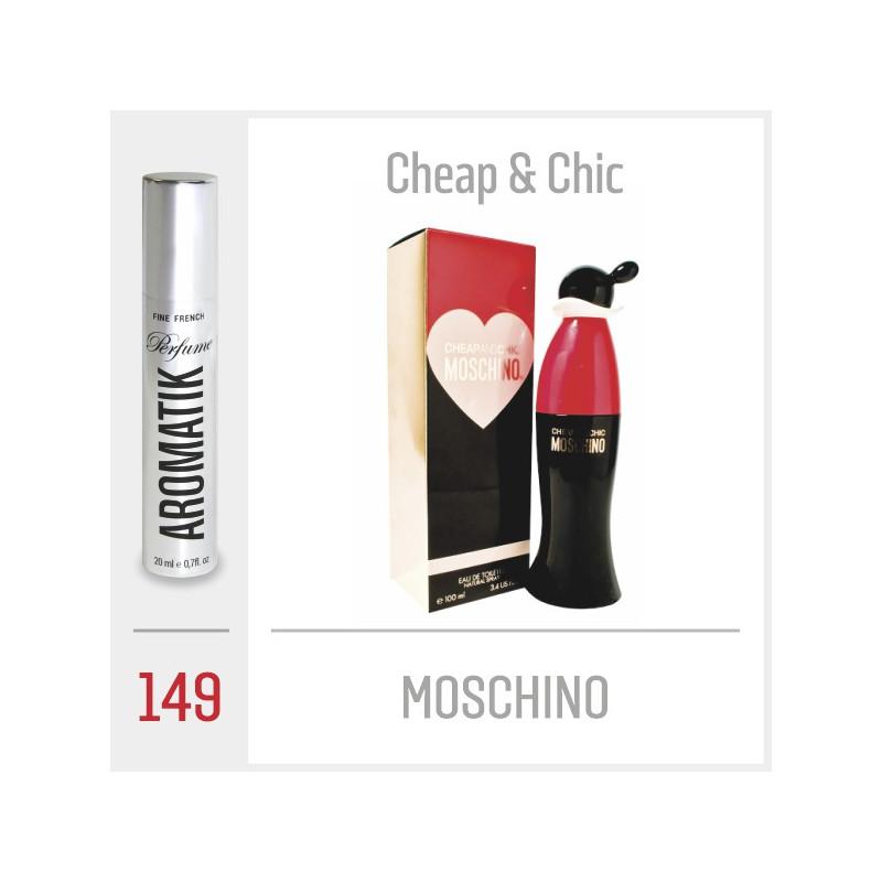 149 - MOSCHINO / Cheap & Chic