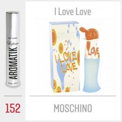 152 - MOSCHINO / I Love Love