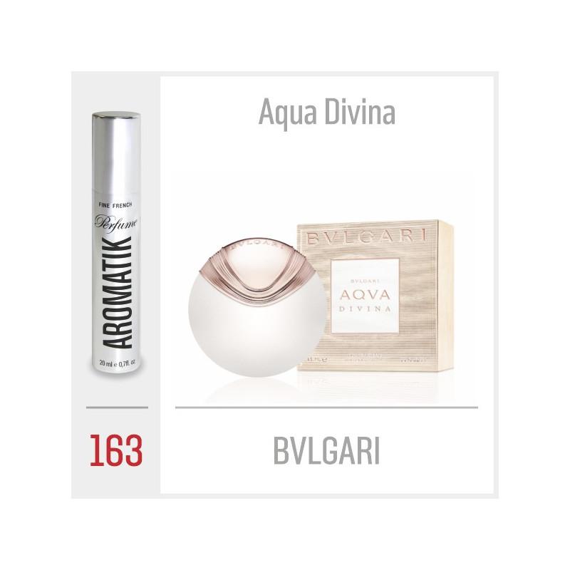 163 - BVLGARI / Aqua Divina