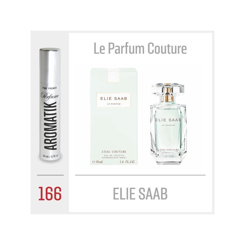 166 - ELIE SAAB / Le Parfum Couture