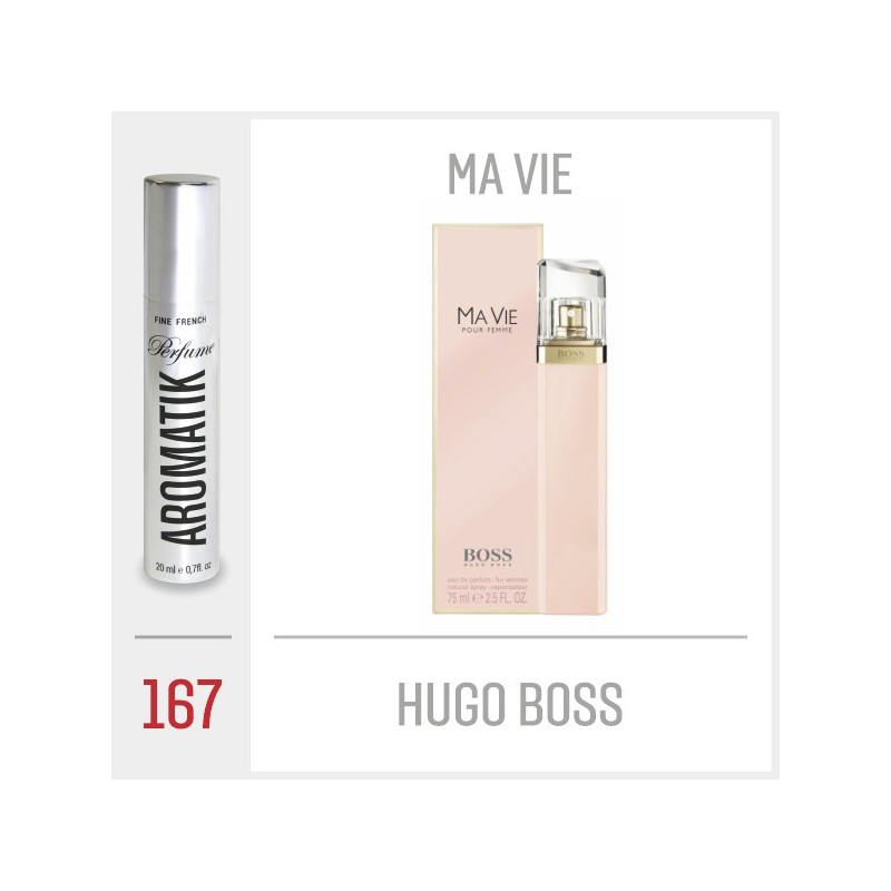 167 - HUGO BOSS / MA VIE