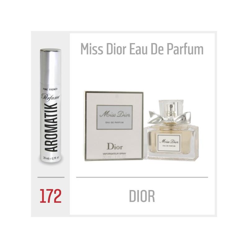 172 - DIOR / Miss Dior Eau De Parfum