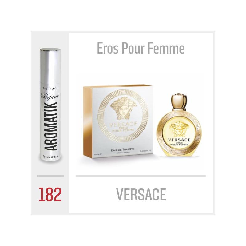 182 - VERSACE / Eros Pour Femme