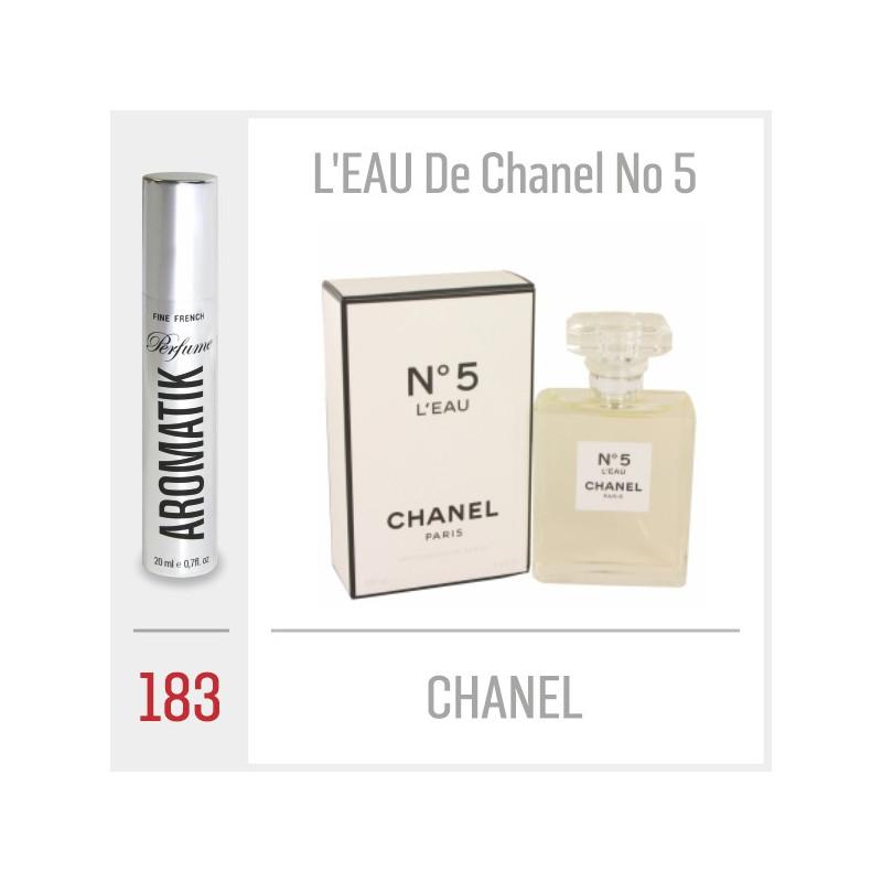 183 - CHANEL / L'Eau De Chanel No 5