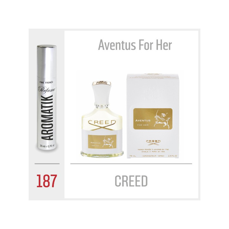 187 - CREED - Aventus For Her