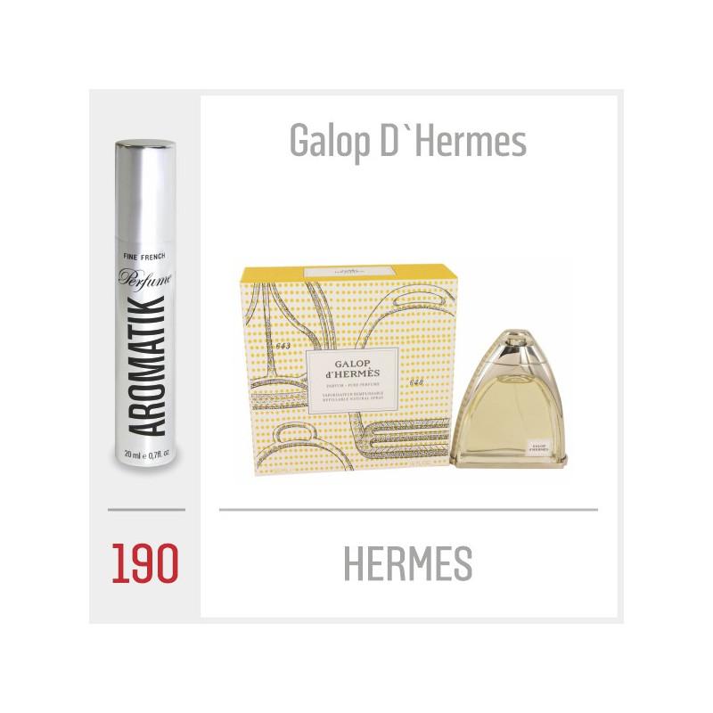 190 - HERMES - Galop D`Hermes