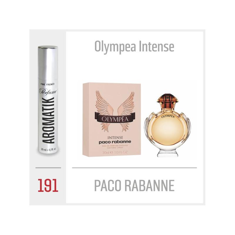 191 - PACO RABANNE - Olympea Intense